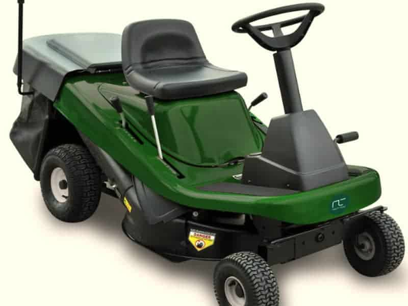 A Honda compact lawn mower similar to those sold at Hayes Garden Machinery