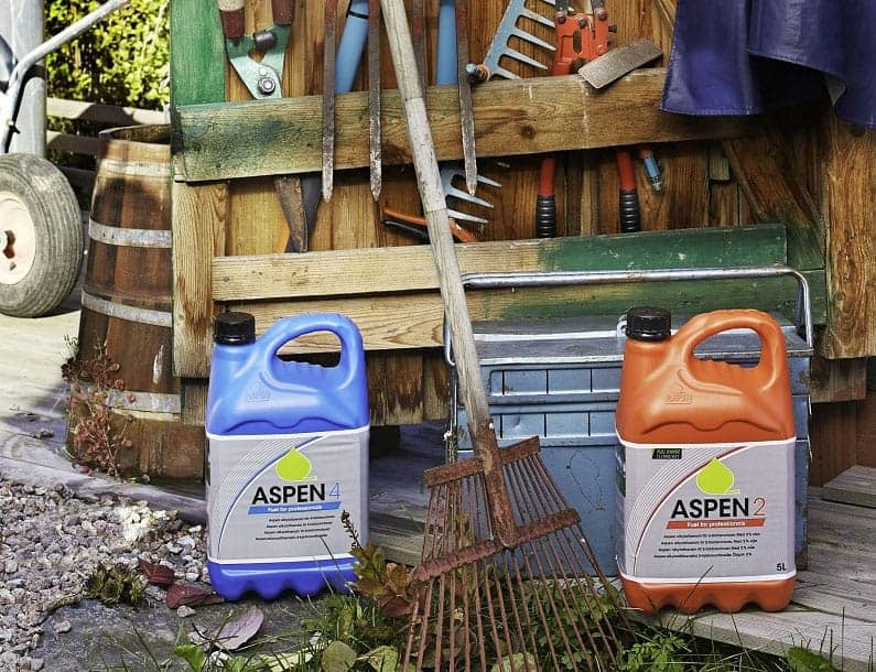 Aspen fuel stockist in Devon