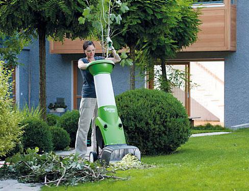 Viking garden shredder devon