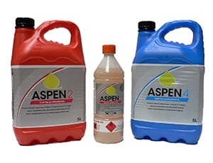 Aspen fuel stockist, North Devon