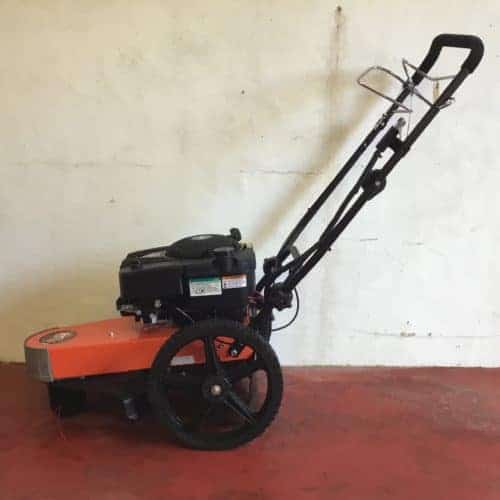 Second hand DR wheeled strimmer