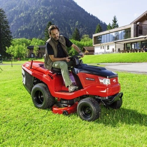 AL-KO T20 ride on lawn tractor, devon