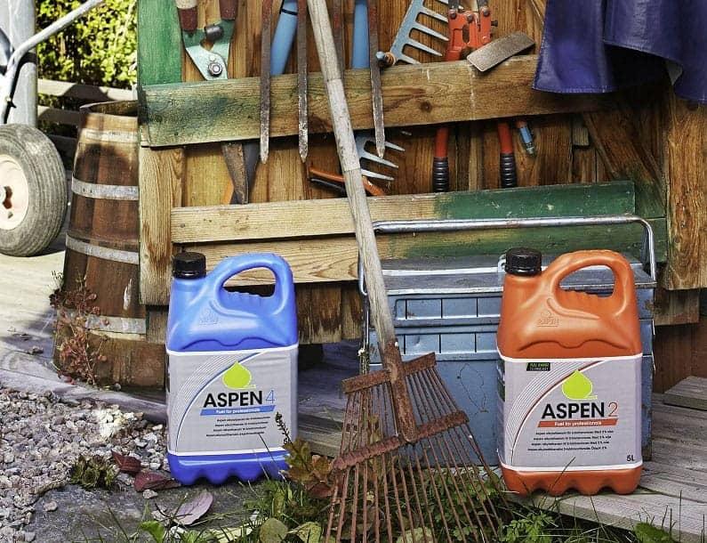 Aspen fuel stockist in Devon