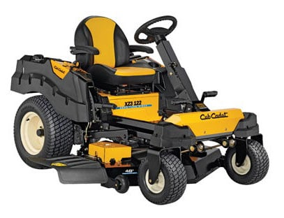 Cub Cadet zero turn mower north devon