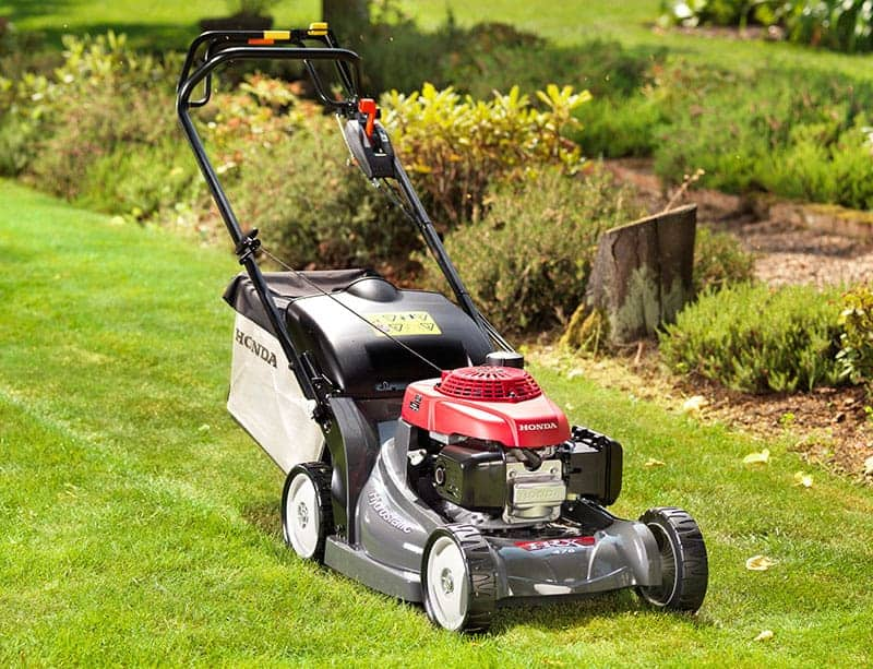 Honda HRX476 Lawn Mower, North Devon