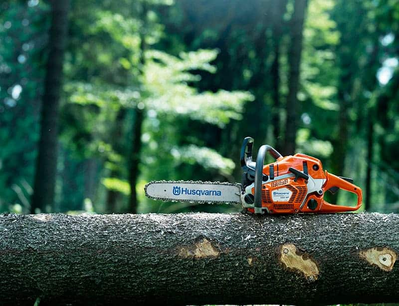 Husqvarna Chainsaw dealer in North Devon