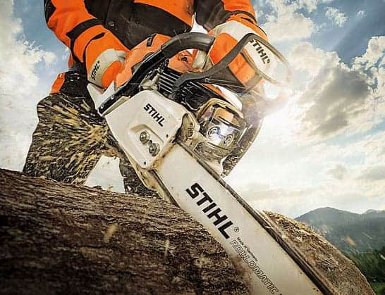 Stihl Chainsaw for professionals & domestic users