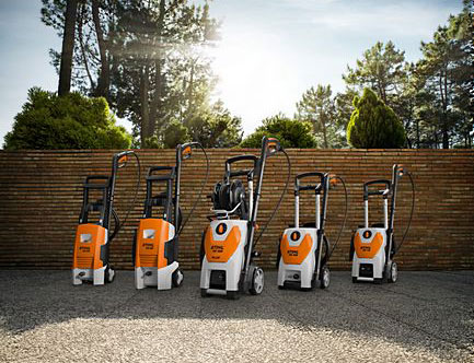 Stihl Pressure washers, South Molton Devon