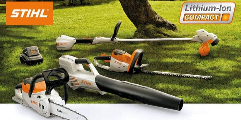 Stihl Compact Cordless Tools in North Devon