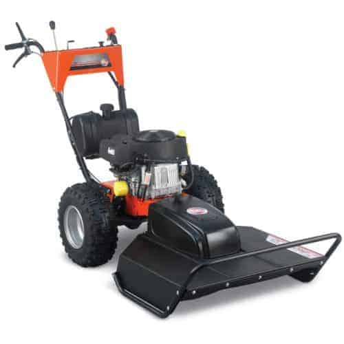 DR Pro XL30 field & brush mower in north devon