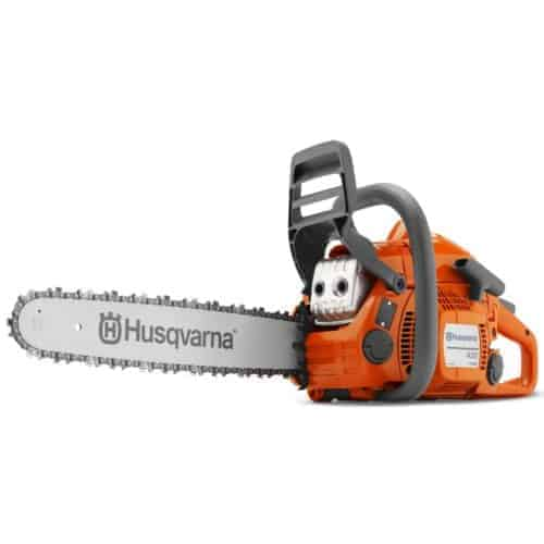 Husqvarna 435 Landowner chainsaw, North Devon