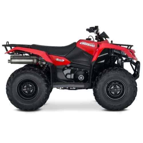 Suzuki Kingquad 400 auto dealer in north devon