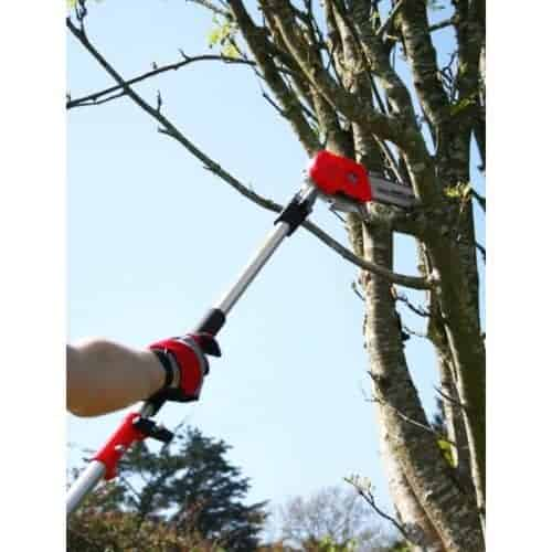 Mitox 28MT multi-tool pole pruner attachment