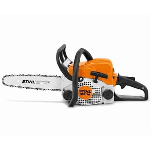 MS170 Stihl chainsaw dealer in North Devon