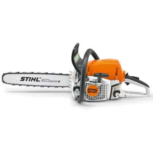 Stihl MS251 chainsaw dealer in north devon