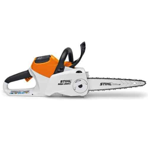 Stihl MSA200 Cordless Chainsaw, North Devon