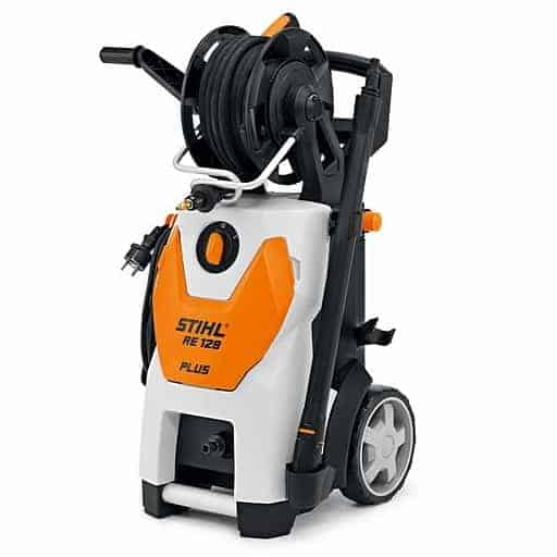 Stihl RE129 pressure washer in north devon