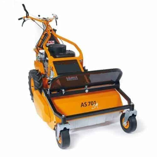 Professional walk behind flail mower, AS Motor AS701SM