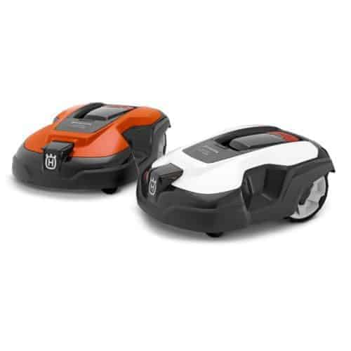 Husqvarna automower different colours