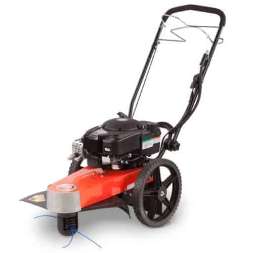 DR Self-Propelled wheeled trimmer