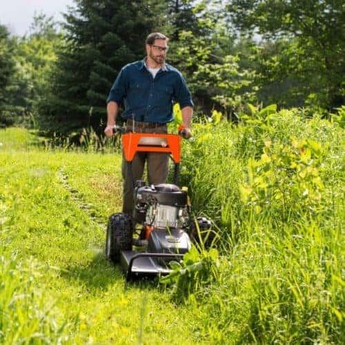 DR field & brush mower, north devon
