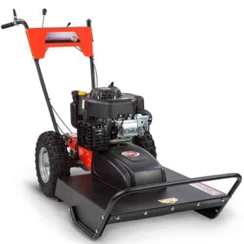 "DR Premier 26"" field and brush mower"