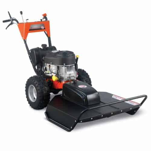 DR professional field and brush mower, devon