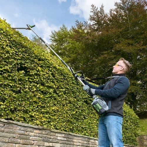 EGO hedge trimmer attachment for the multi-tool devon