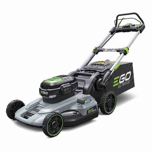 EGO Self-propelled Cordless Lawn Mower