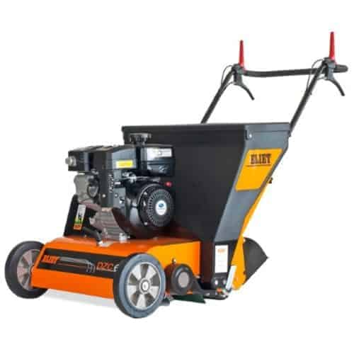 Eliet over seeder, specialised garden equipment