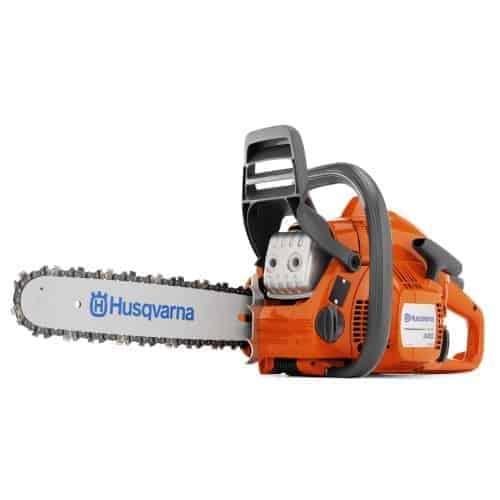 Husqvarna 440 chainsaw devon
