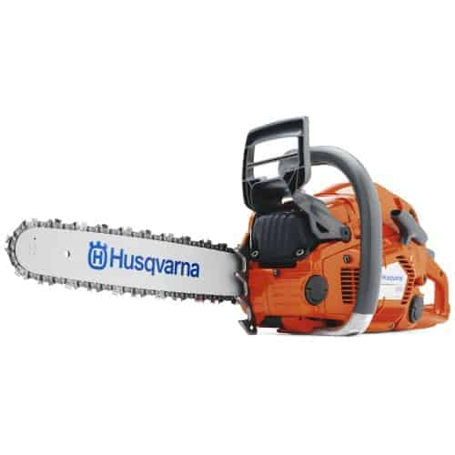 "Husqvarna 555 18"" professional chainsaw devon"