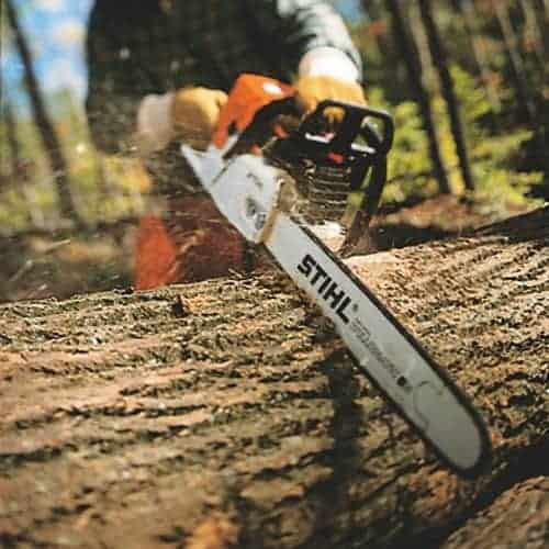 "stihl 25"" professional chainsaw in devon"