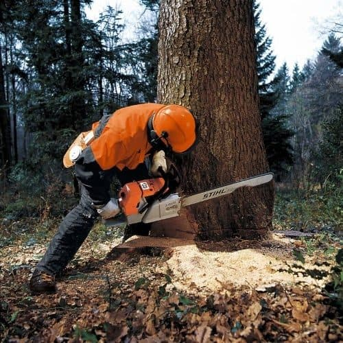 Stihl professional chainsaw in north devon
