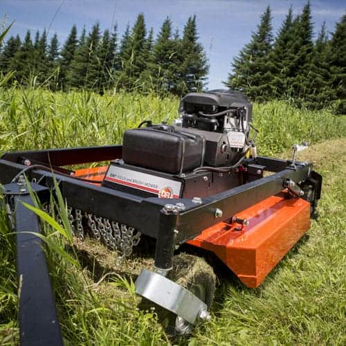 Dr Pro Xl 44 20 Es Tow Behind Field And Brush Mower