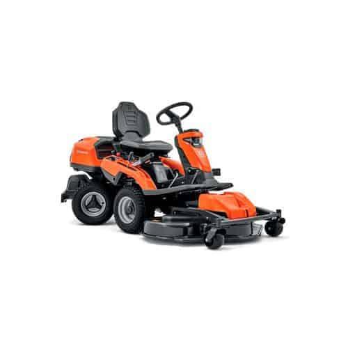 Husqvarna R 320x Awd Rider Ride On Front Cut Lawn Mower 4