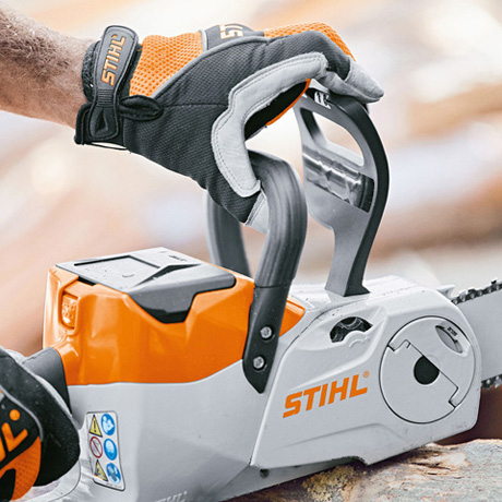 SPECIAL* STIHL MSA120C BATTERY CORDLESS CHAINSAW KIT INC 2 X AK20 BATTERIES  & CHARGER - Hayes Garden Machinery